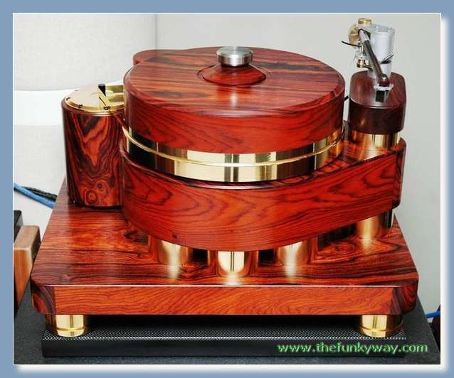 Exotic Turnbtables Of The World Wack Record Players 72